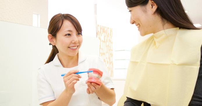 矯正治療中のむし歯予防について