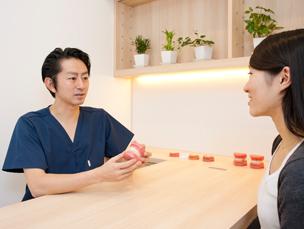 非抜歯による治療を目指しています