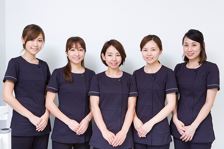 歯科衛生士/受付スタッフ