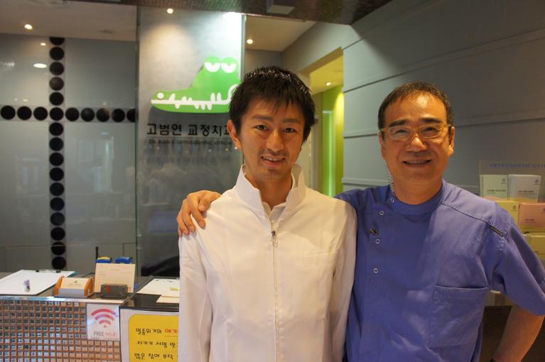 韓国ソウルの矯正開業医の見学をしてきました