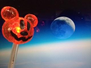 Disneyのキャンディを頂きました。