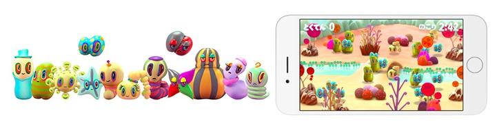 歯みがき用のゲームアプリ
