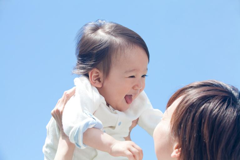 赤ちゃんのために親ができること